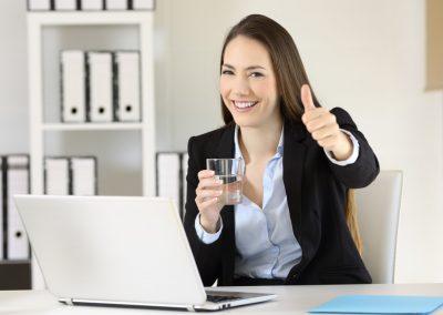 Orthokeratologie - speziell auch für den Büroalltag und trockene Luft ideal